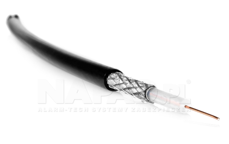 Kabel koncentryczny XYWD + żel