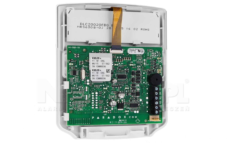 Klawiatura LCD K32+