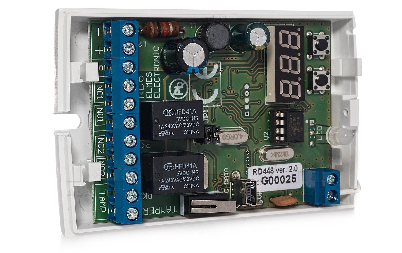 RD448het - Odbiornik radiowy 2 kanałowy