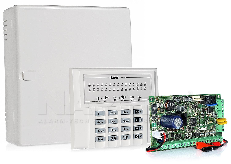 Centrala alarmowa VERSA 5-KLED (zestaw) SATEL