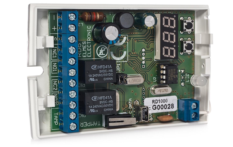 RD1000het - Odbiornik radiowy 2 kanałowy