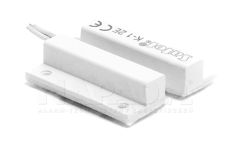 Czujnik kontaktronowy K12E SATEL