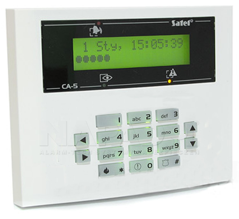 Klawiatura CA5 LCD L SATEL