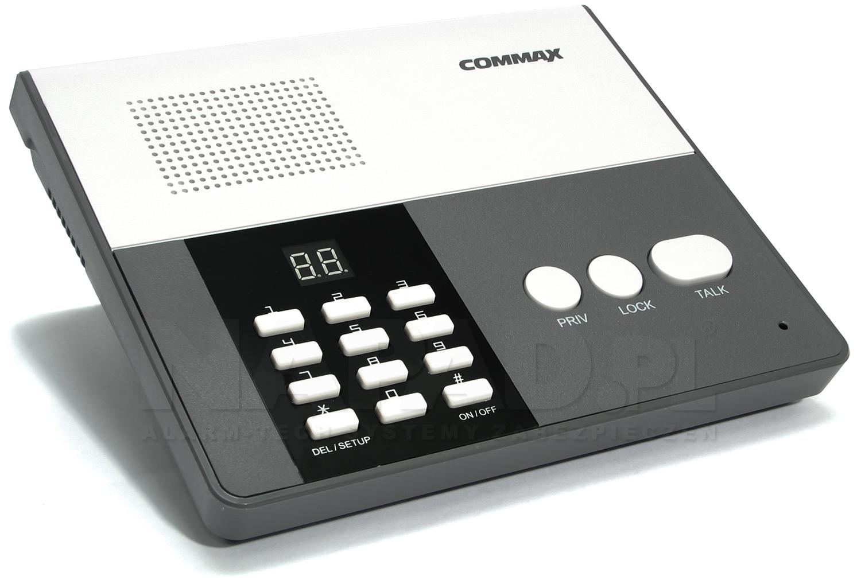 Intercom, stacja równorzędna CM-810M