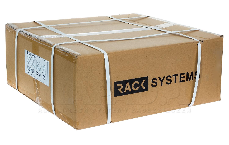Szafa Rack 19'' 12U 600mm wisząca W6612
