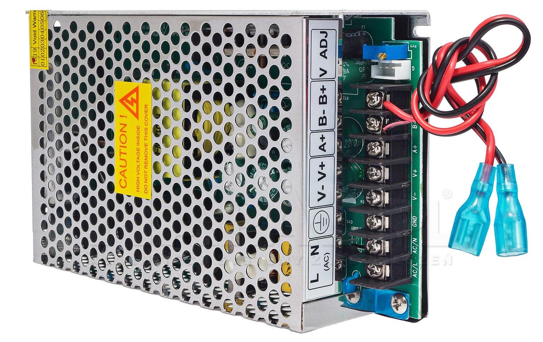 Zasilacz impulsowy buforowy ZB10A/12V