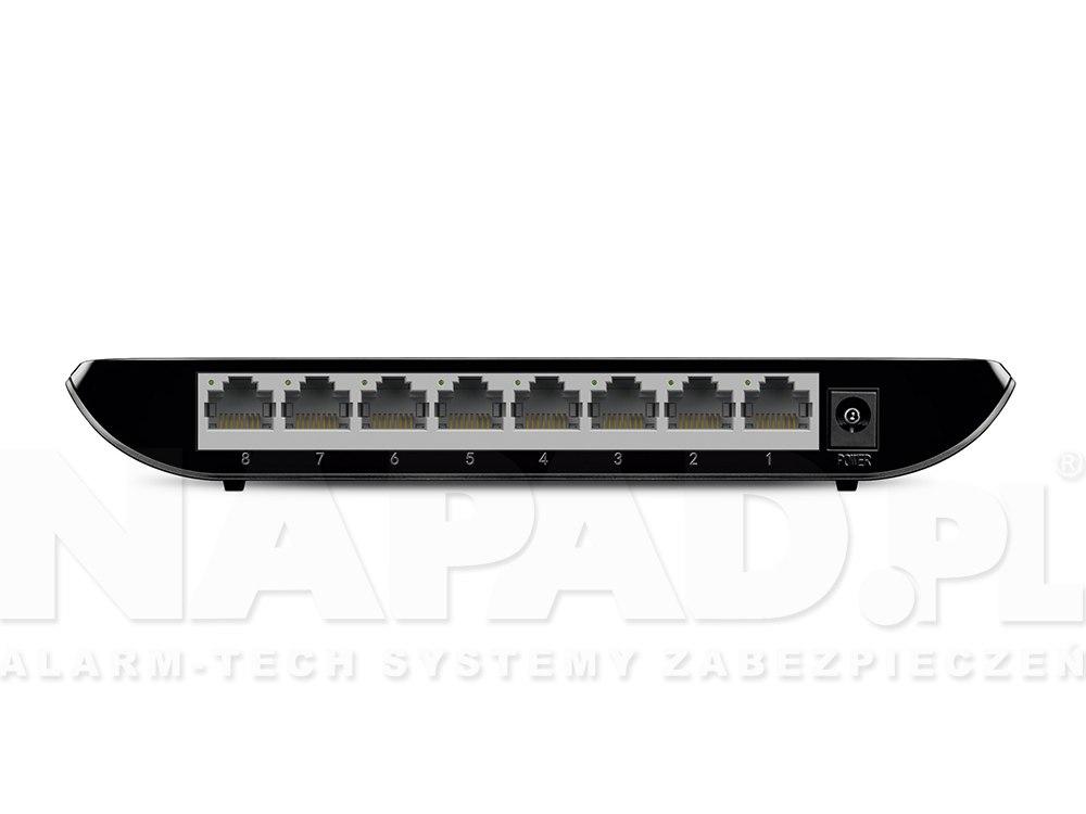 Switch gigabitowy, 8-portowy TL-SG1008D