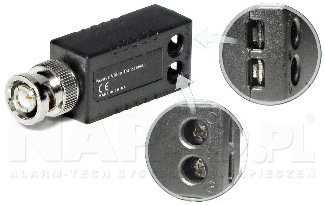 Transformator video UTP101PS prosty