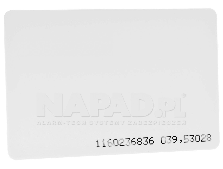 MFC-2 karta zbliżeniowa Mifare z pamięcią 1kB