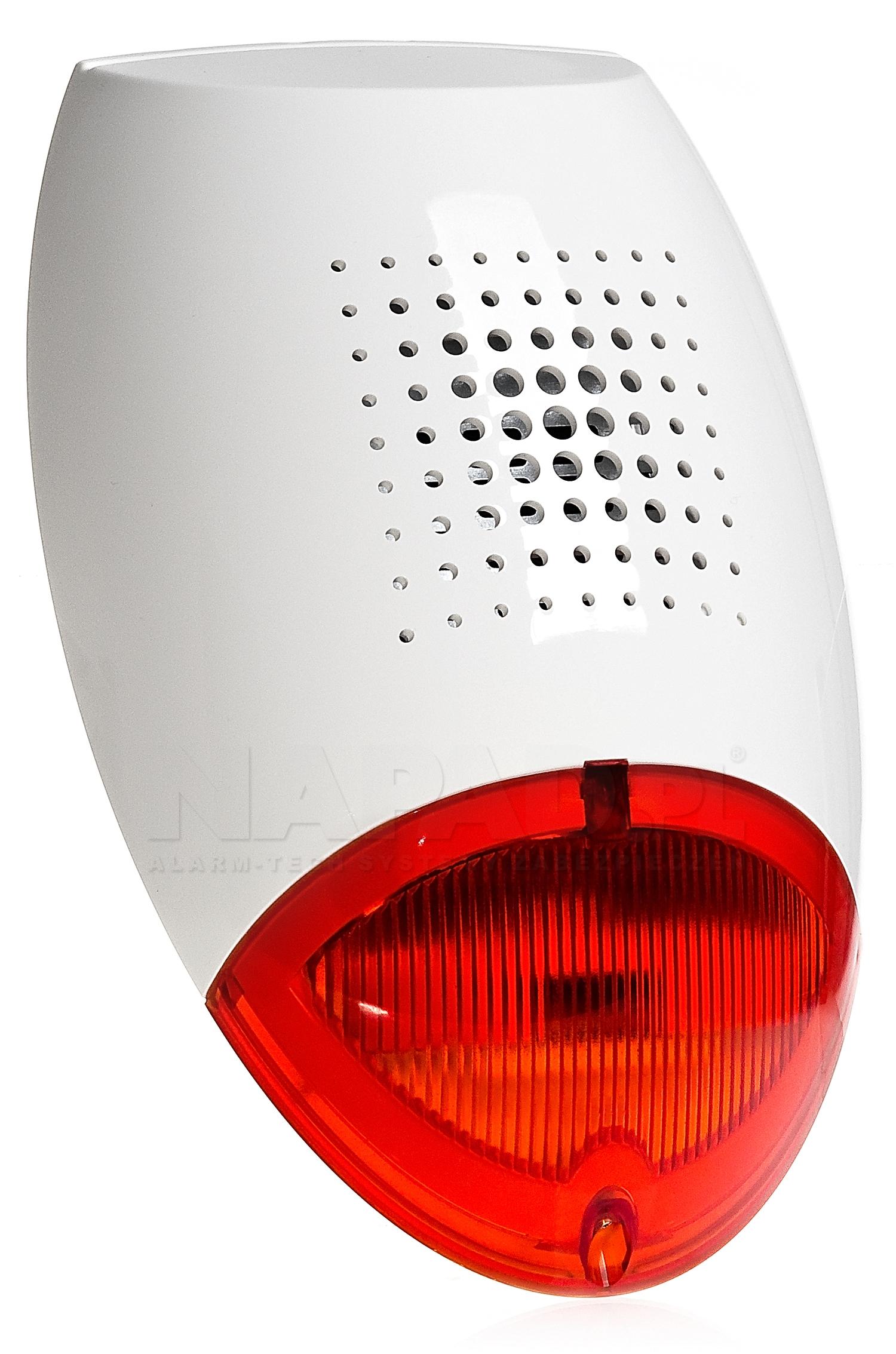 Sygnalizator zewnętrzny SD-3001 R SATEL