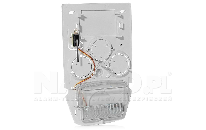 Sygnalizator zewnętrzny TSZ 4D