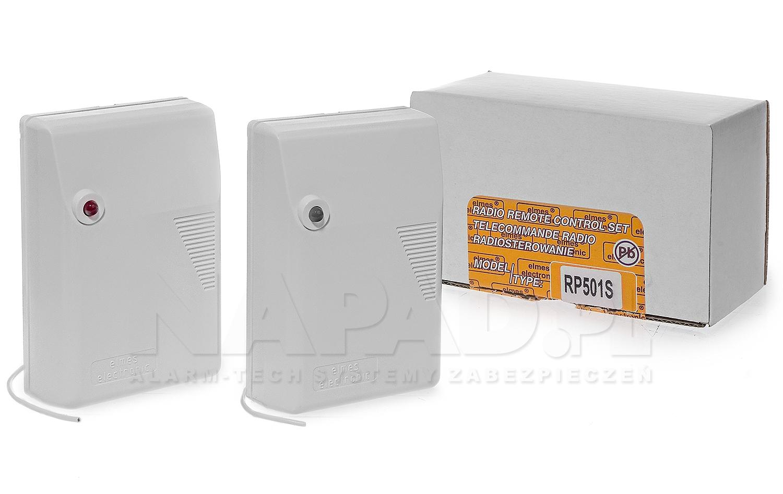 Radiopowiadomienie RP501 ELMES