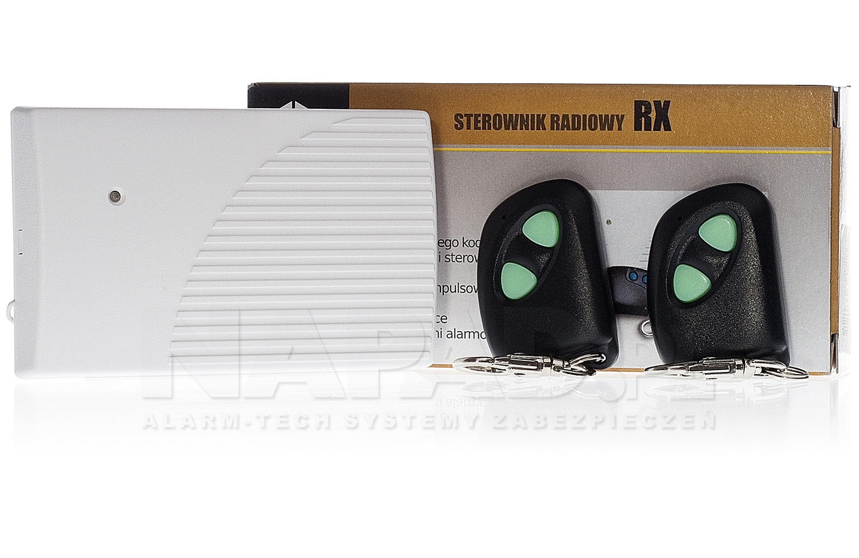 Sterownik radiowy SATEL RX-2K