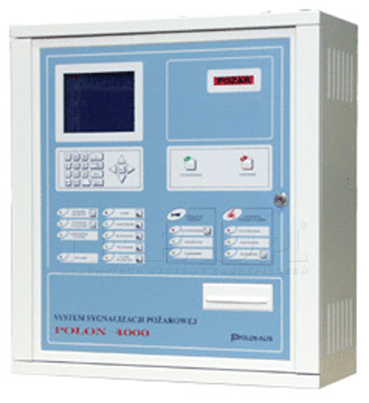 Centrala sygnalizacji pożarowej POLON 4900S