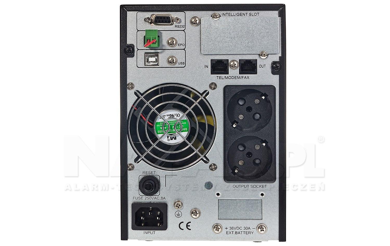 Zasilacz awaryjny UPS1000-LCD