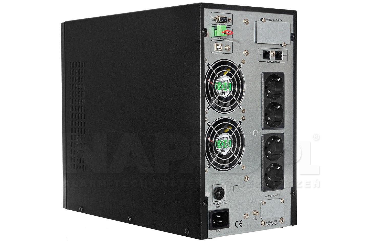 Zasilacz awaryjny UPS2000-LCD