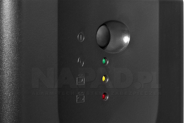 Zasilacz awaryjny UPS AT-UPS1200-LED wolnostojący