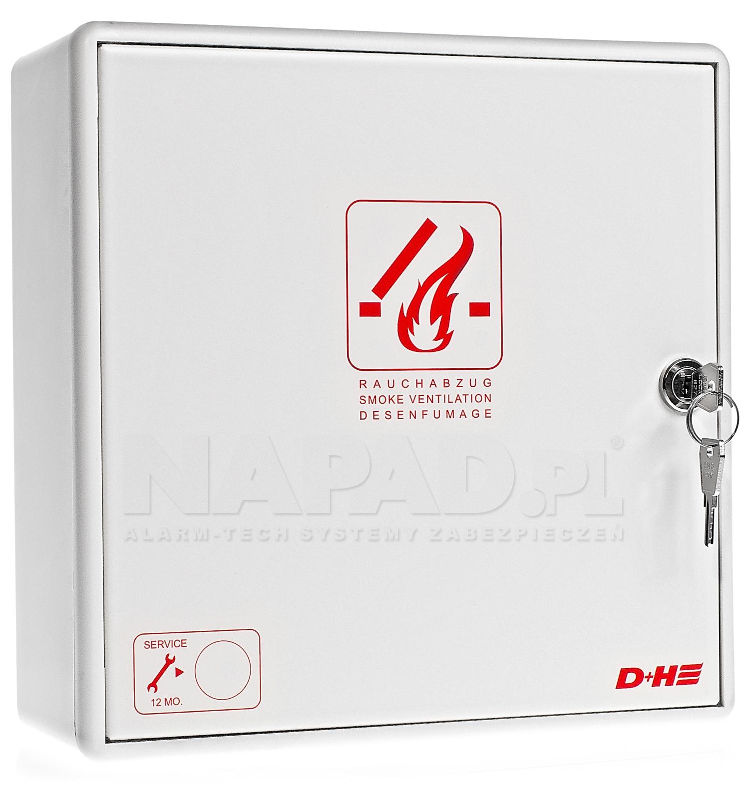 Kompaktowa centrala oddymiania RZN 4404-K