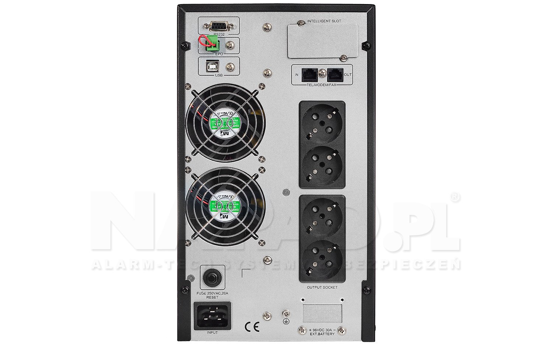 Zasilacz awaryjny UPS3000-LCD