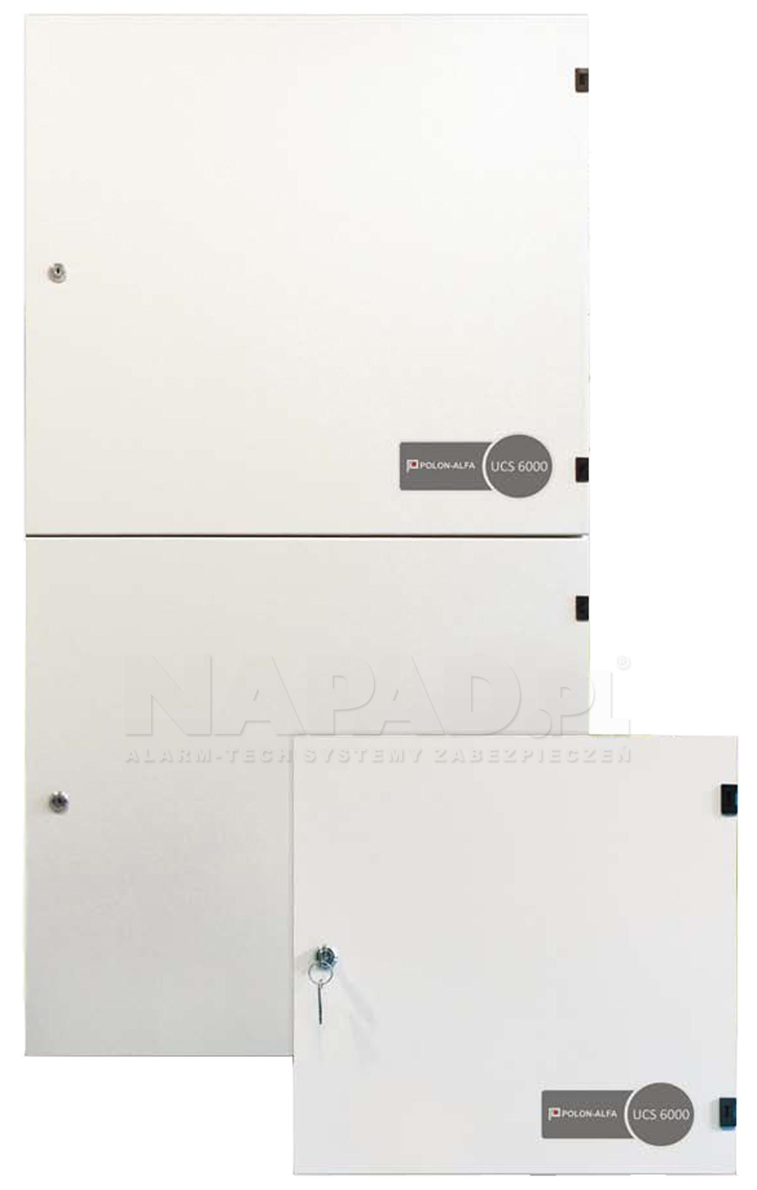 Uniwersalna centrala sterująca UCS 6000 4A
