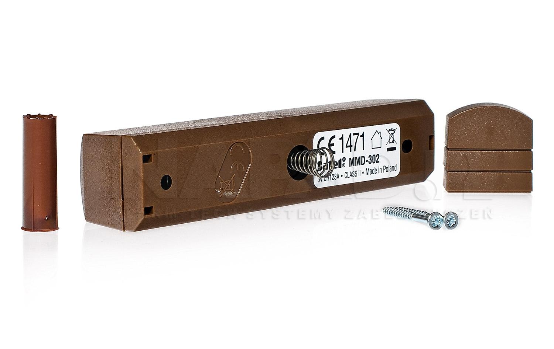 Bezprzewodowa czujka magnetyczna MMD-302