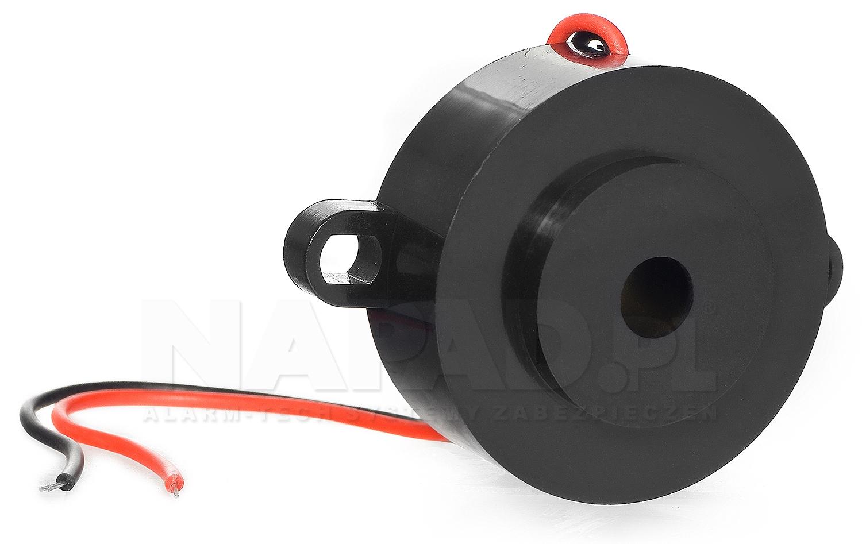 Buzer piezoelektryczny WEC3215