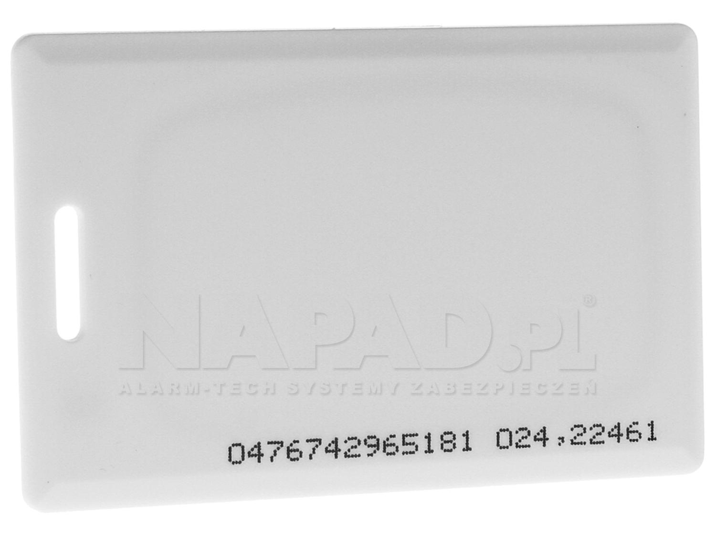 EMC-2 karta zbliżeniowa twarda