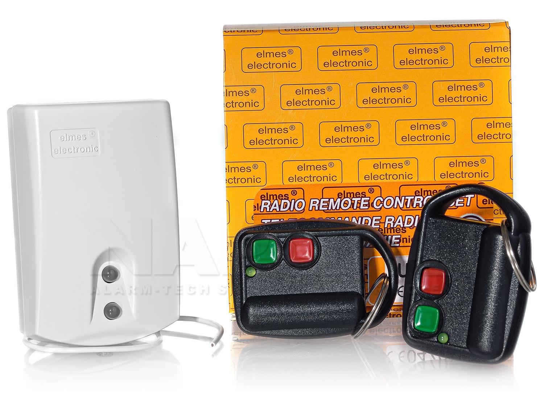 U2HS - Sterownik radiowy 2 kanałowy