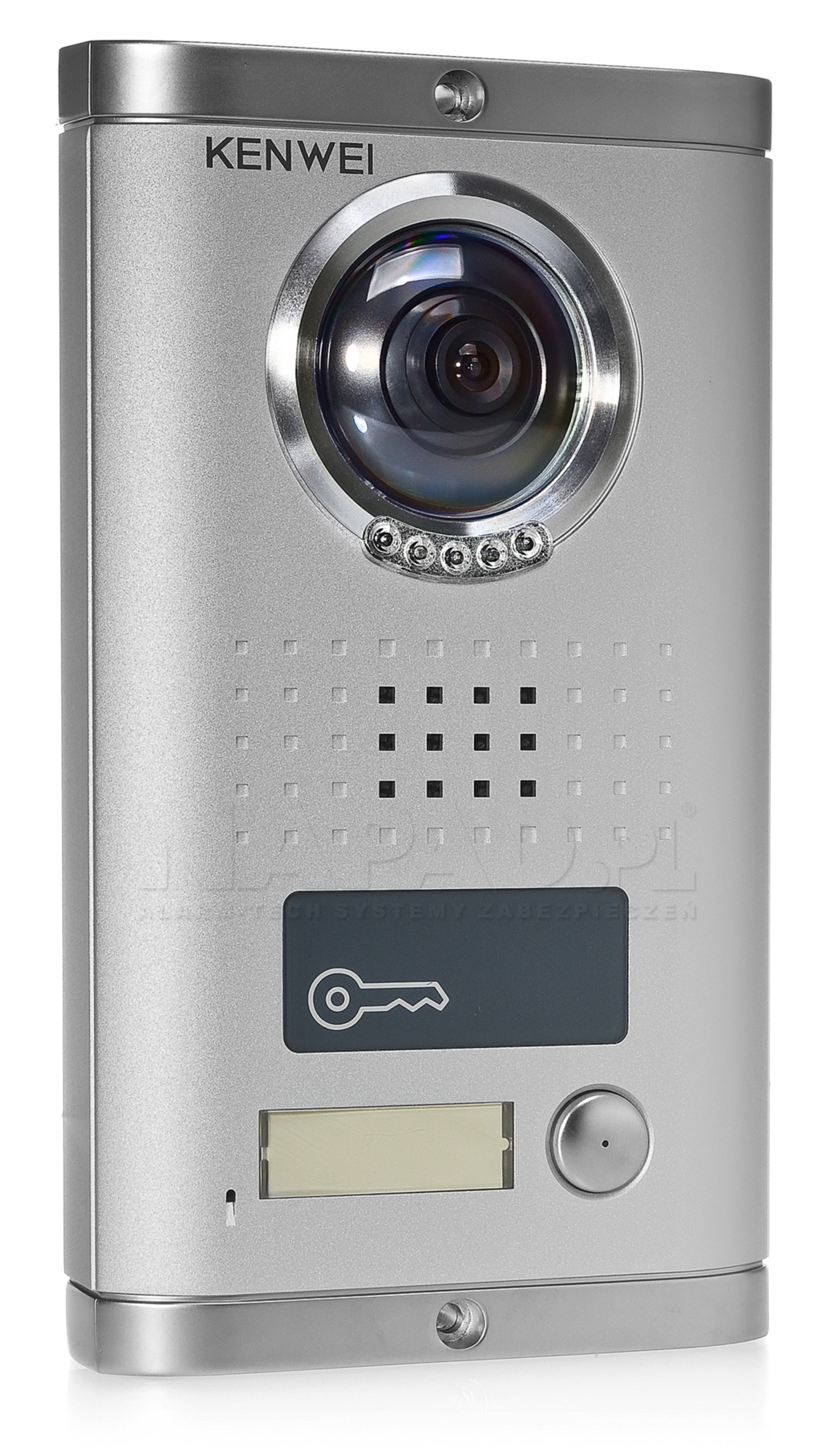 Panel zewnętrzny do wideodomofonu KW-1380EMC-1BS-600