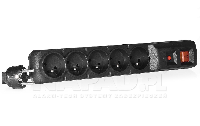 Filtr zasilający Acar F5 10A 5m