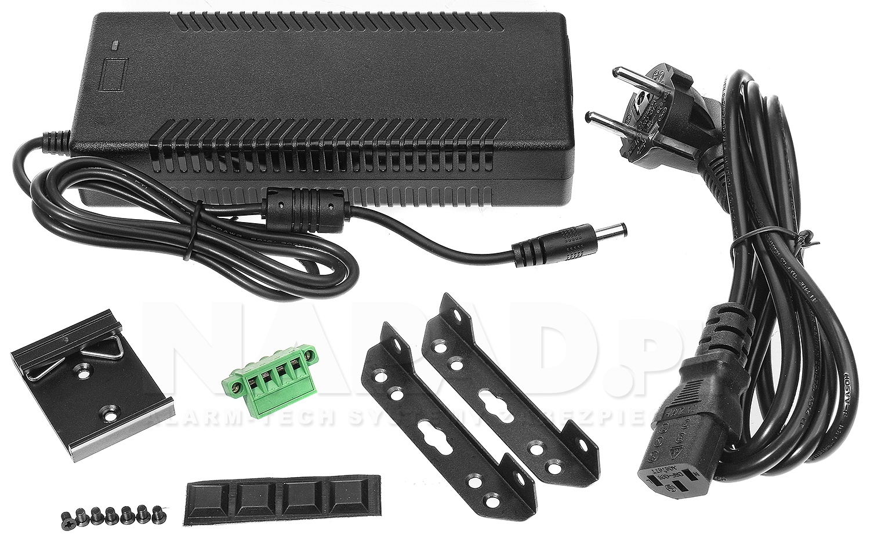 Switch 8-portowy PX-SW8E-P120-U2G
