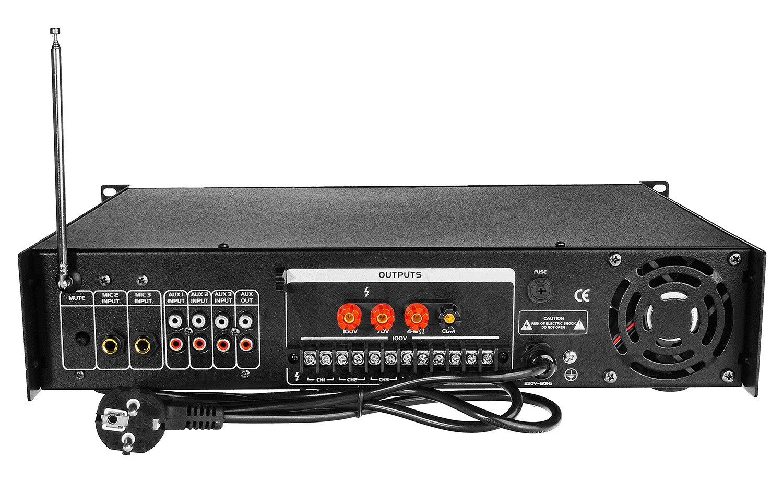 Wzmacniacz PA HQM2180BC 180W