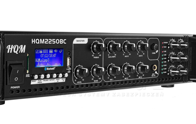 Wzmacniacz PA HQM2250BC 250W