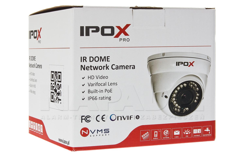 Kamera IP 2Mpx HD-2036DV/W