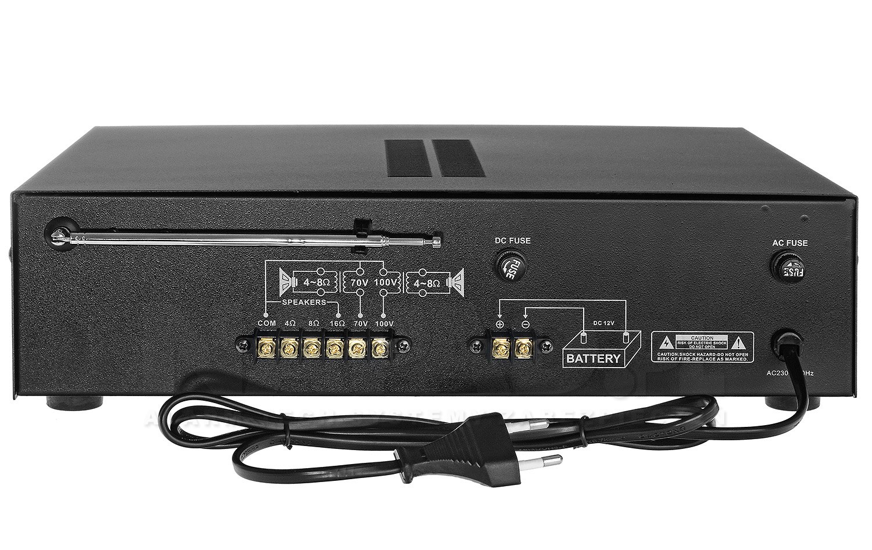 Wzmacniacz PA HQM100-RF z BT 45W