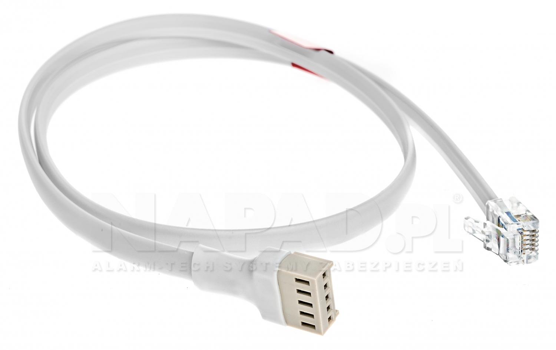 RJ/PIN5 kabel do podłączenia portów RS