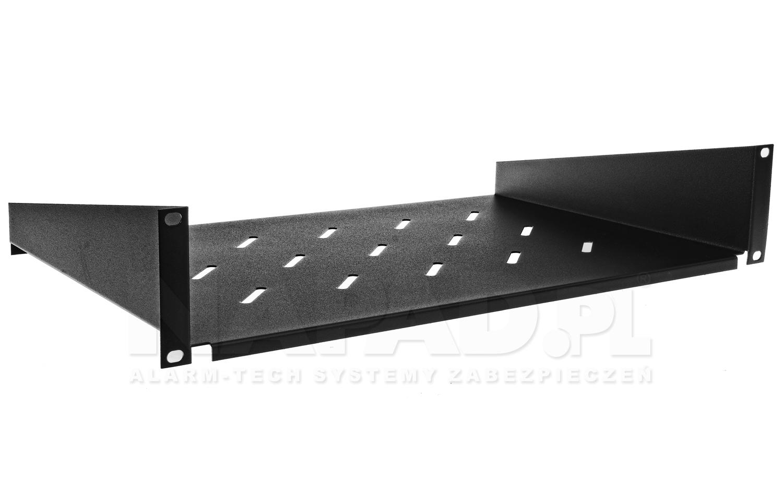 Półka doczołowa do szafy Rack 19