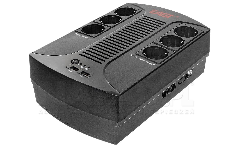 Zasilacz awaryjny UPS650-D-LI/LED