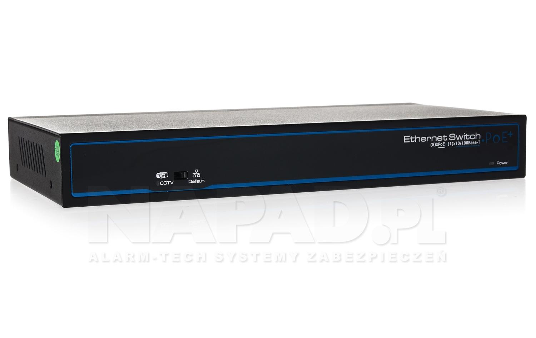Switch 8-portowy SW8-P120