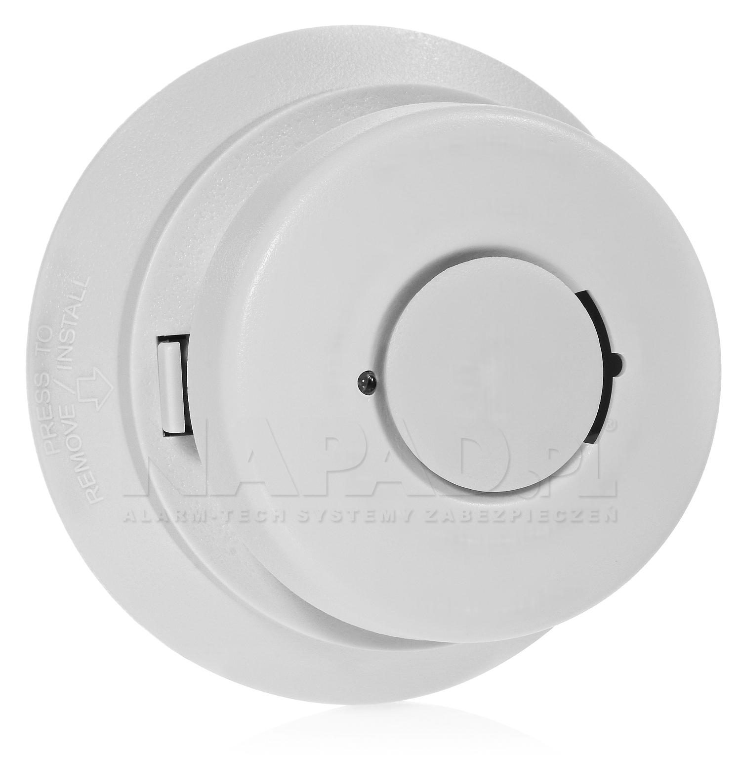 MTS-166/9V - Bezprzewodowy czujnik dymu
