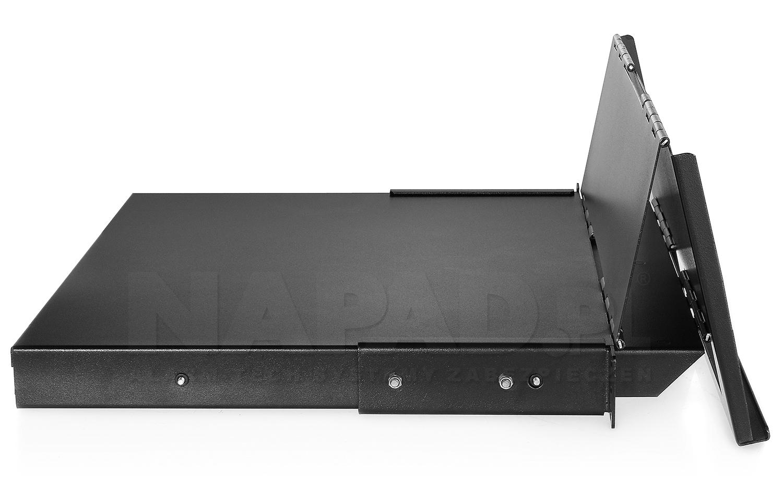 Półka rozsuwana do szafy Rack 19