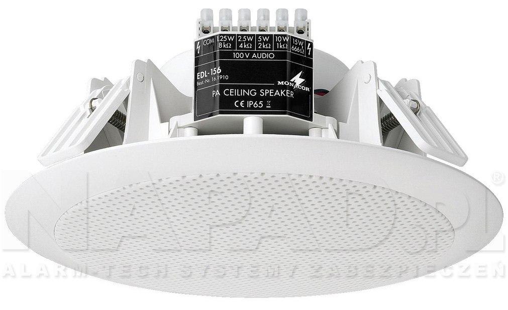 Głośnik sufitowy EDL-156