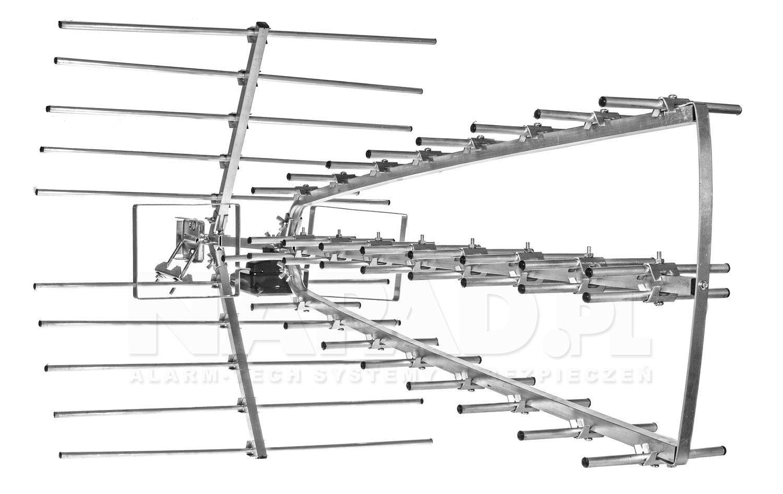 Antena DVB-T 44/21-60 Tri Digit
