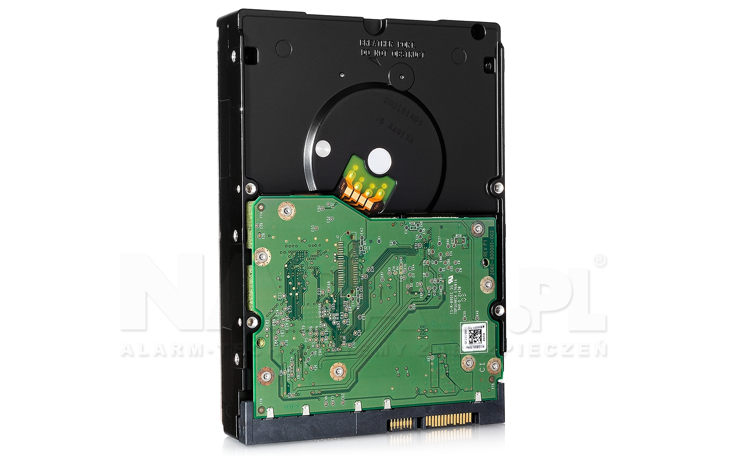 Dysk 6TB SATA III Western Digital Purple