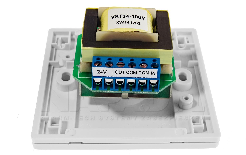 Regulator głośności HQM-RG24 24W