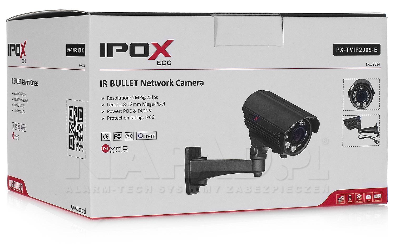 Kamera IP 2Mpx PX-TVIP2009-E