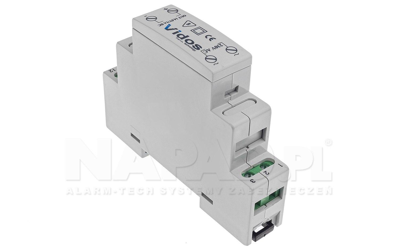 Zasilacz P15/15 do systemów wideodomofonowych