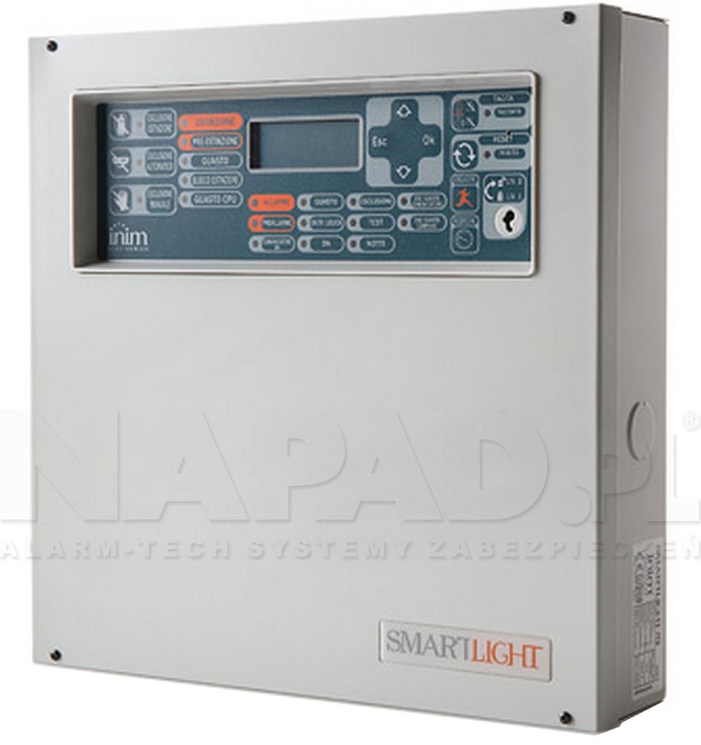 Centrala sygnalizacji pożarowej SmartLight/S