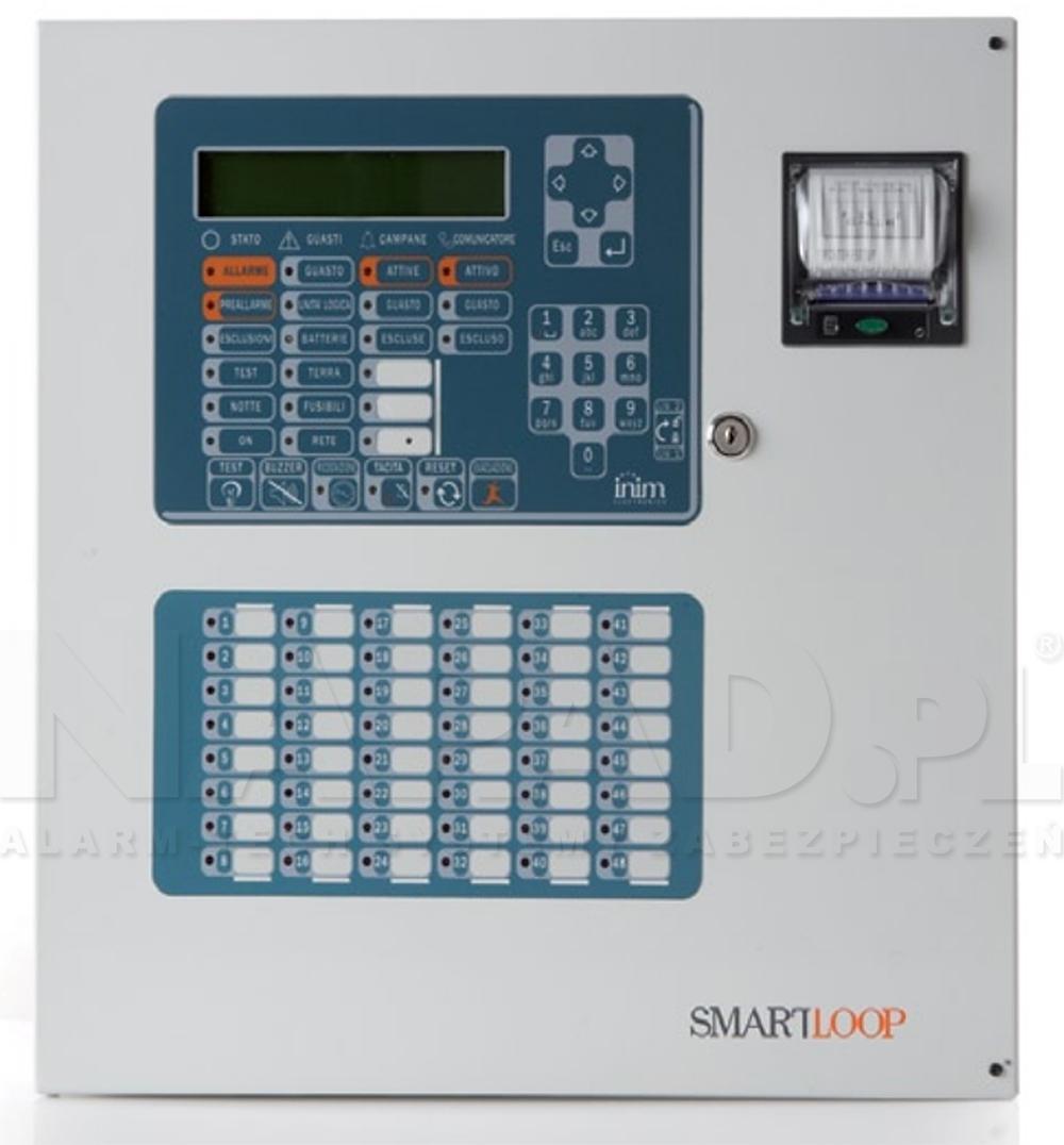 Centrala sygnalizacji pożarowej SmartLoop2080/P