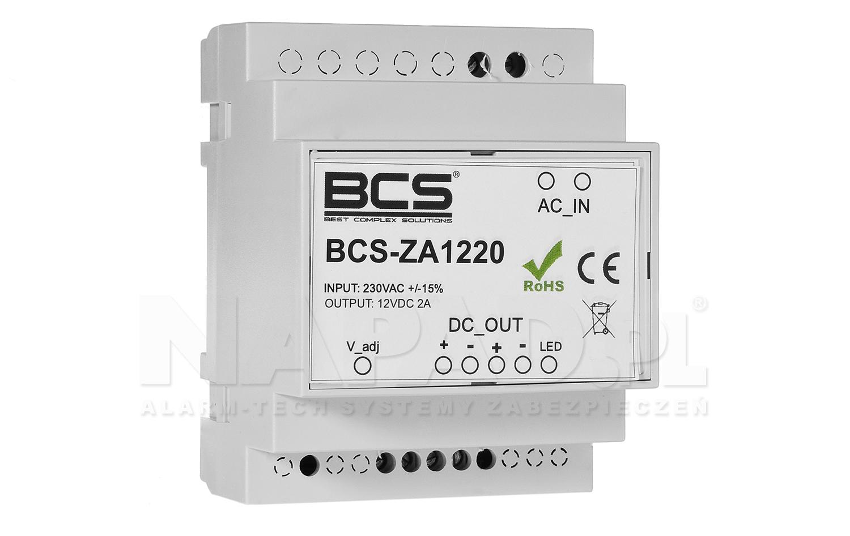 Zestaw wideodomofonowy IP BCS-VDIP7